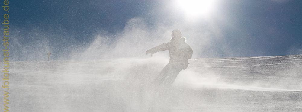 Freiheit im Schnee