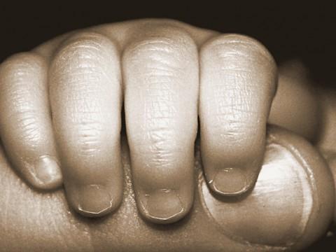 der kleinen Hand gehört die Zukunft