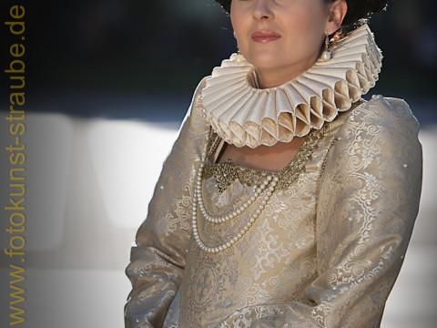 Königin beim WGT